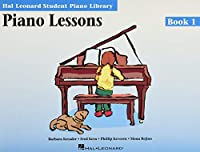 Piano Lessons: Book 1 (Student Piano Library)