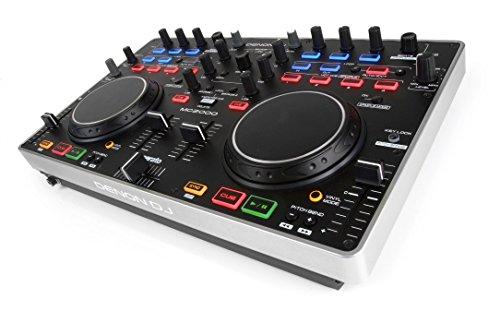 Denon MC2000–Professionelle für DJ-Controller, Schwarz