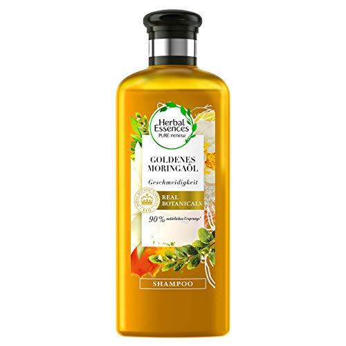 Herbal Essences Pure Renew Huile de moringa - Doré