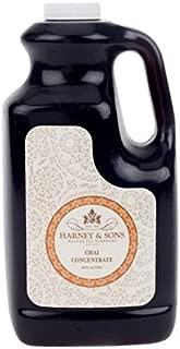 Harney & Sons CHAI Black Tea Concentrate 64 Oz.