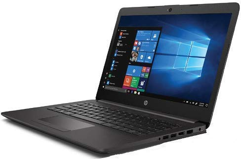 HP Notebook PC 245 G7 14-inch Laptop (R3-2200U/4GB/1TB HDD/DOS/AMD Radeon Vega Graphics), Dark Ash Silver