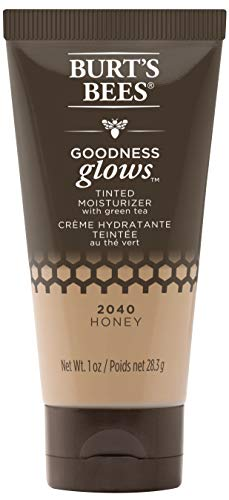 Burt's Bees Goodness Glows Tinted Moisturizer, Honey