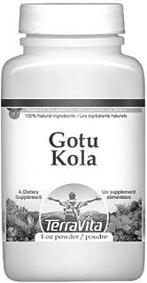 Gotu Kola (Ji Xue Cao) Powder (1 oz, ZIN: 510726) - 2 Pack