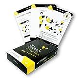 figgrs Trainingskarten Functional Fitness Vol. 2 (50 weitere Functional Fitnessübungen für effektive Leistungssteigerung I Bodyweight Übungen überall durchführbar I Für Männer und Frauen)