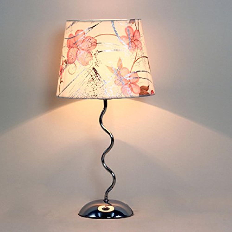 HAIYING Tischlampe Einfache Kreative Mode Nordeuropa Wohnzimmer Studie Schlafzimmer Hotel Schreibtischlampe