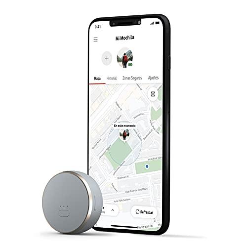 Curve, Mini Localizador GPS Inteligente y...