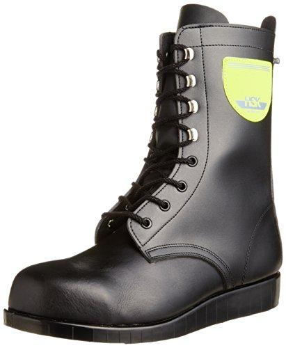 [ノサックス] 安全靴 舗装靴 HSK長編上 道路舗装用 HSK207 メンズ 黒 30cm(30cm)