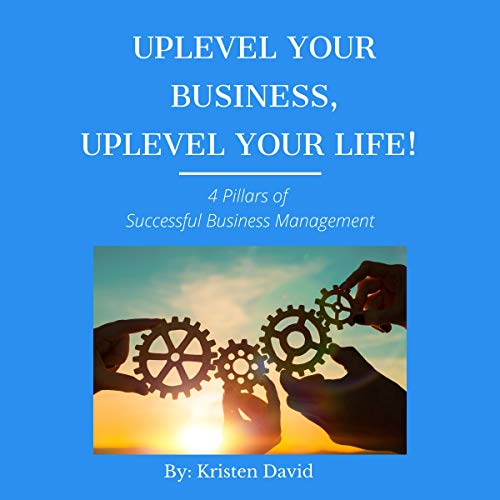 Uplevel Your Business, Uplevel Your Life! Audiobook By Kristen S David cover art