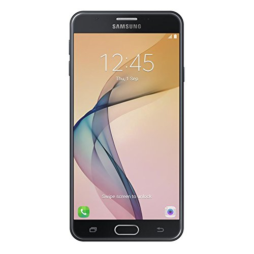 Samsung Galaxy J7 Prime G610M - 4G LTE 5.5' Unlocked Phone with Finger Print Scanner (Black)