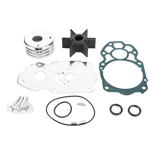 Impeller Water Pump Repair Kit | Water Pump Rebuild Kit 6CE‑W0078‑01‑00 Fit for Yamaha F225 F250 F300 4 Stroke 4.2L Outboards