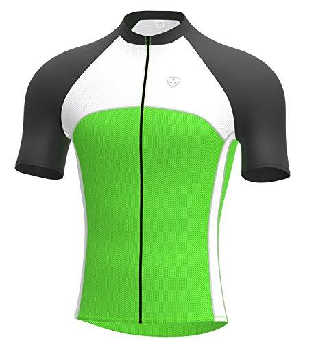 Deportes Hera Maillot mangas cortas Ciclismo, Camiseta Verano de Ciclistas, Ropa ciclismo