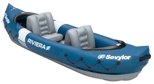 Sevylor Kayak Riviera 2012 Canoa Hinchable