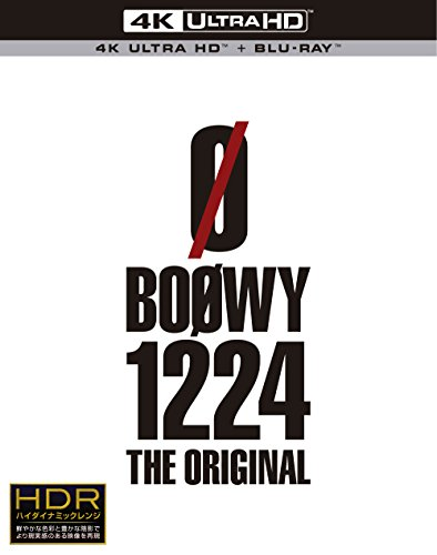 1224 -THE ORIGINAL-(限定盤)(4K Ultra HD Blu-ray+Blu-ray)