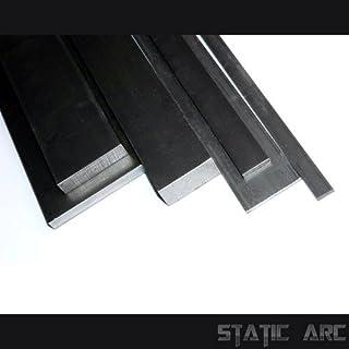 10 x 10 Black Plastic 0.748 Falken Design PVCF-BK-3-4//1010 PVC Foam Board Sheet 3//4