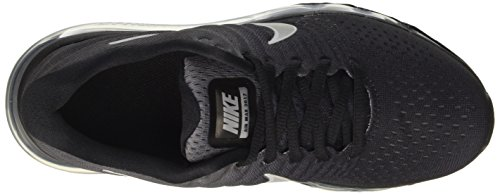 Nike Unisex-Kinder Air Max 2017 (GS) Laufschuhe, Nero (Black/Summit White/Anthracite), 37.5 EU