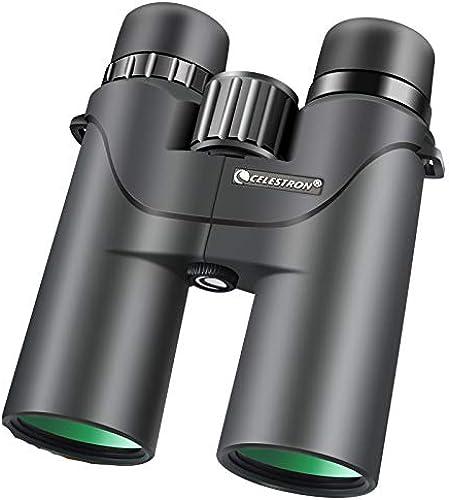 QYSZYG 10X42 télescope étanche binoculaire étanche Haute Puissance Observant Les Voyages de Football Télescope (Taille   8X42 152  128  52mm)