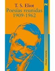 Poesías reunidas 1909-1962 (Alianza Literaria (Al))