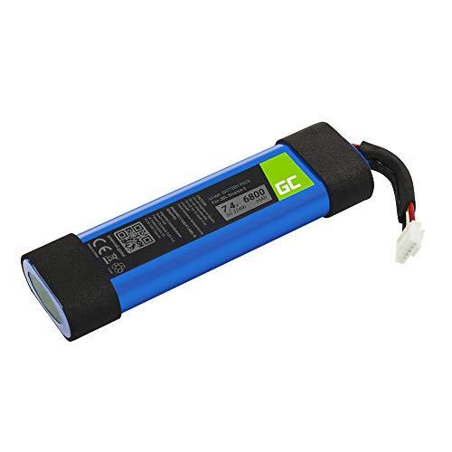 Green Cell ® 2INR19/66-2 SUN-INTE-103 Batería para el Altavoz inalámbrico JBL Xtreme 2 Xtreme II (Li-Ion Células 6800mAh 7.4V) Seguridad Avanzada, Ajuste garantía de Alta Capacidad