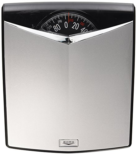 Borg BAB901KD-95 Dial Scale, Silver