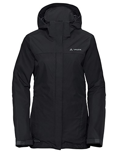 VAUDE Damen Jacke Escape Pro II, black, 36, 40878