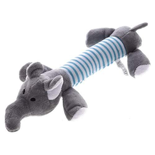 Juguete Para Perros Cute Dog Toy Plush Chew Squeak Juguetes