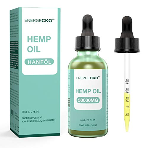 Nature Oil Drops - Advanced Formula - Non-GMO - Vegan Friendly - 50000MG/60ML