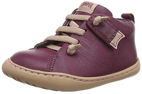Camper Peu Cami Fw, Botas para Bebé/Niñas, Morado (Medium Purple 510), 21 EU