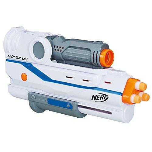 Nerf Modulus Mediator Barrel, Spielzeugblaster für Kinder ab 8 Jahren