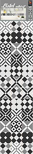PLAGE 3 cenefas Adhesivas 60 x 5 cm