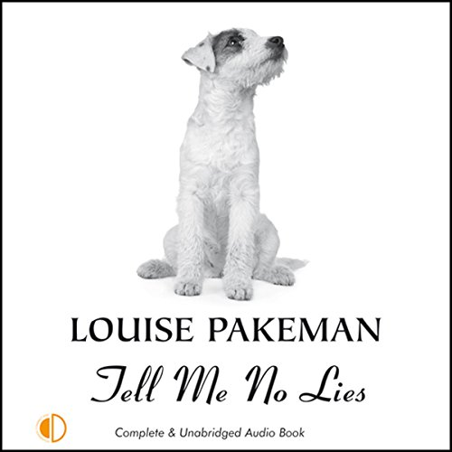 Tell Me No Lies audiobook cover art