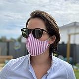 Mundschutz Maske Brillenträger geeignet waschbar Mundmaske wiederverwendbar face mask