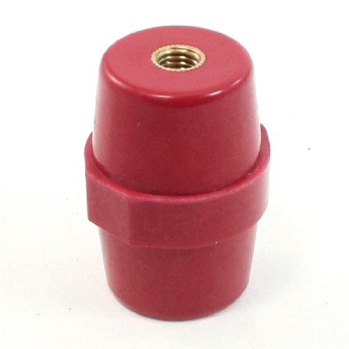 SM51 8 mm vrouwelijk messing schroefdraad 51 mm hoge bus bar ondersteunen isolator aansluiting moet