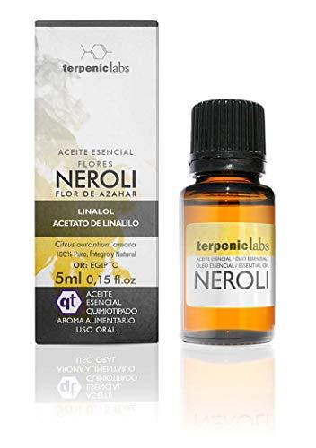 Terpenic evo Neroli aceite esencial alimentario 5ml. 1 Unidad 150 g