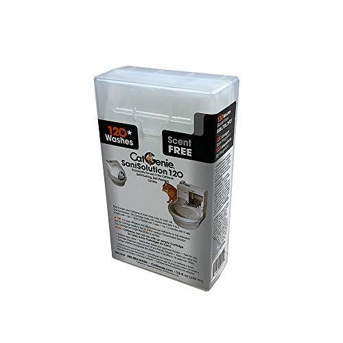 CatGenie 120 SaniSolution Cartridge Scent Free