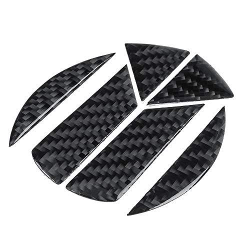 Emblem Trading 3D Carbon Hintere Logo Passend Für Golf 5 6 7 Polo Passat CC