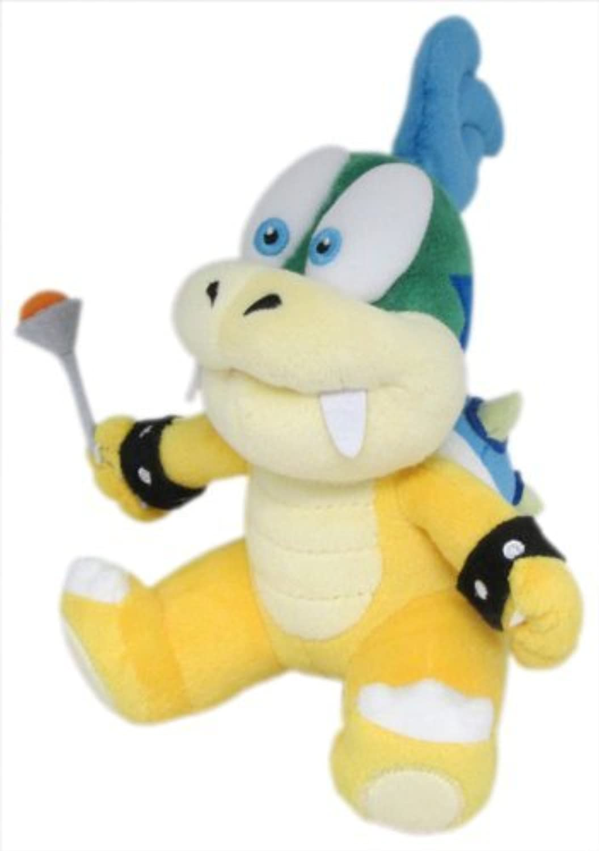 Sanei Super Mario Plush Series Larry Koopa Plush Doll, 7 by Sanei