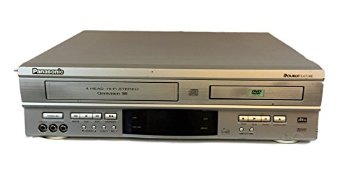 Great Deal! Panasonic PV-D4732 DVD/VHS Deck
