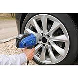 Goodyear 75544 Avvitatore a percussione 230 V per pneumatici auto cambio ruote coppia fino a 350 (max 500 Nm), in valigetta con 4 dadi