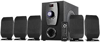 Intex IT-650 FMU BT 5.1 Channel Multimedia Speakers (Black)