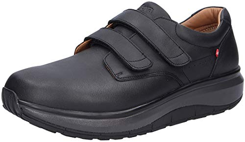 Joya Hombre Peter Cuero Black Zapatos 42 1/3 EU
