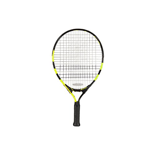 Babolat Tennisschläger Nadal Junior 19, schwarz/gelb/weiß, L0000, 140134