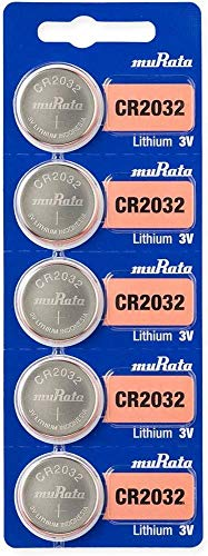 Sony Batteria Lithium CR2032 (x5)