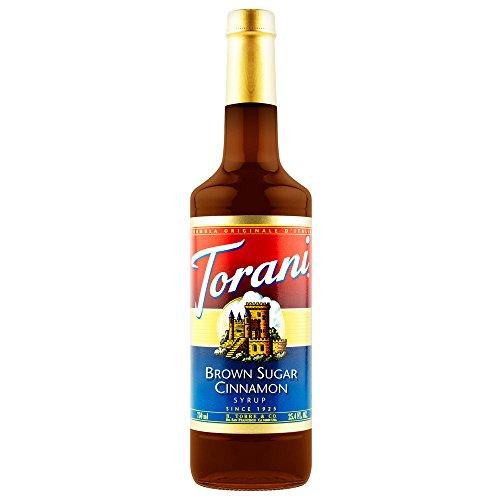 Torani Brown Sugar Cinnamon Syrup, 750 ml