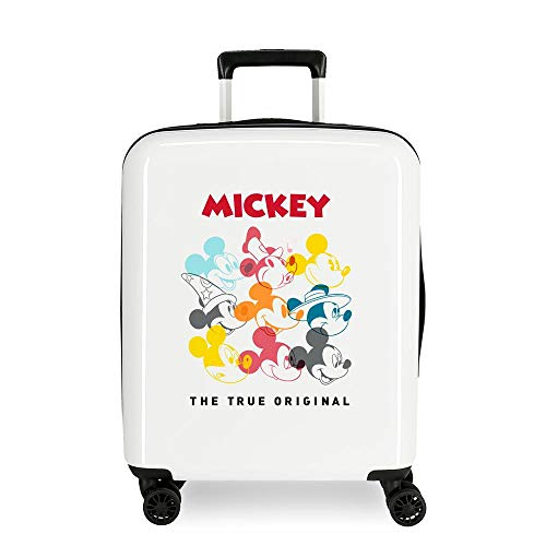 Disney Maleta de cabina Mickey Magic – Maleta Mickey ligera