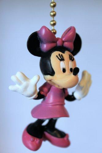 Disney Minnie Mouse Ceiling Fan Light Pull
