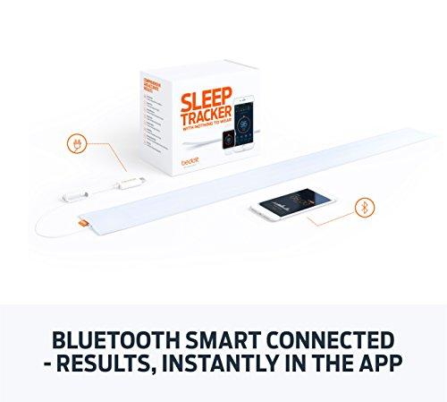 Beddit 3 Sleep Tracker, White, One Size