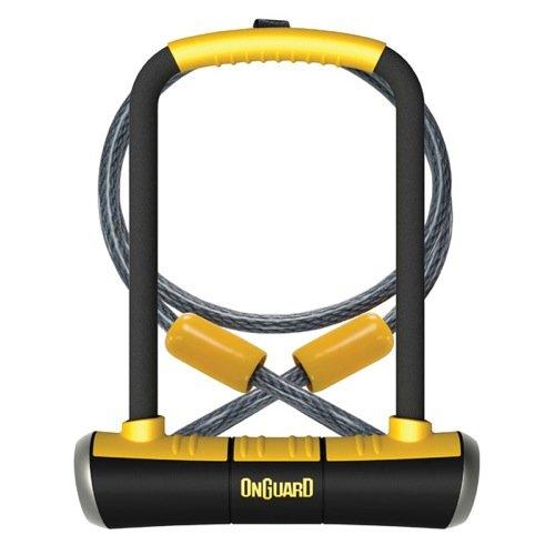ONGUARD Pitbull DT 8005 U-Lock 115x230 mm Ø14 mm 2019 Bike Lock