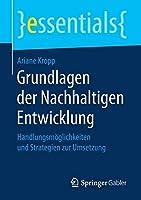 Grundlagen der Nachhaltigen Entwicklung: Handlungsmoeglichkeiten und Strategien zur Umsetzung (essentials)