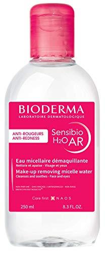 Bioderma Sensibio H2O AR - Agua micelar, 250 ml