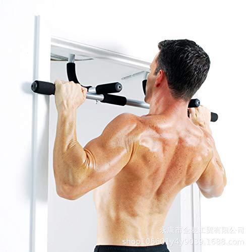 Fbartl Perfect Fitness Multi-Gym Klimmzugstange und tragbares Gym System Klimmzüge Push-Ups Zuhause Fitnessgerät